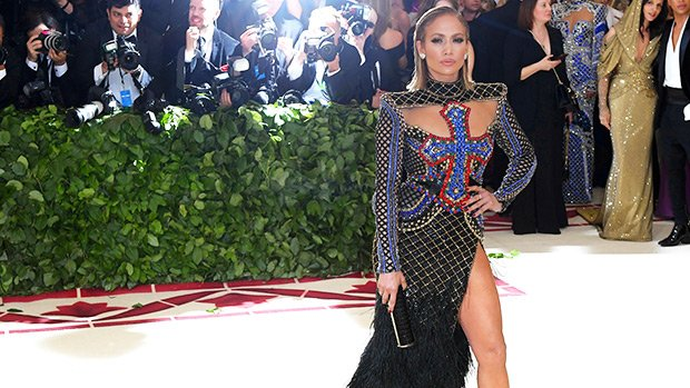 Jennifer Lopez Looks Hot AF In Sexy Met Gala Outfit That Has Left Us Speechless