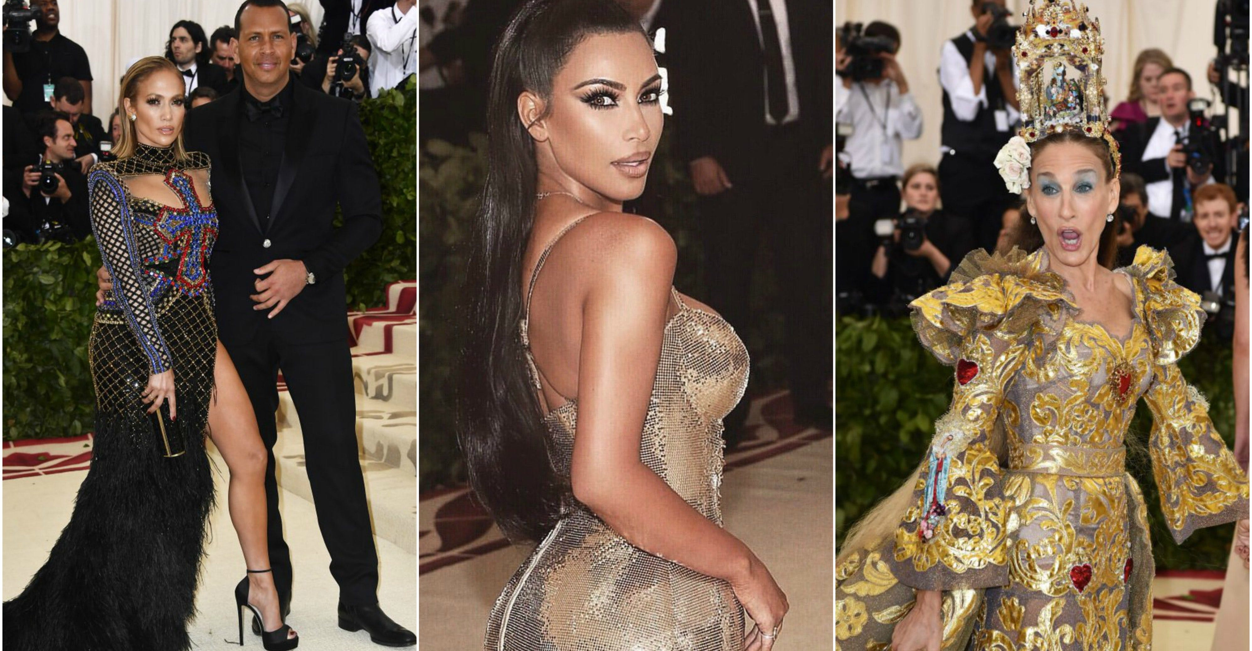 10 Celebs Who Got The Dress Code At The 2018 Met Gala (And 10 Who Didn't)