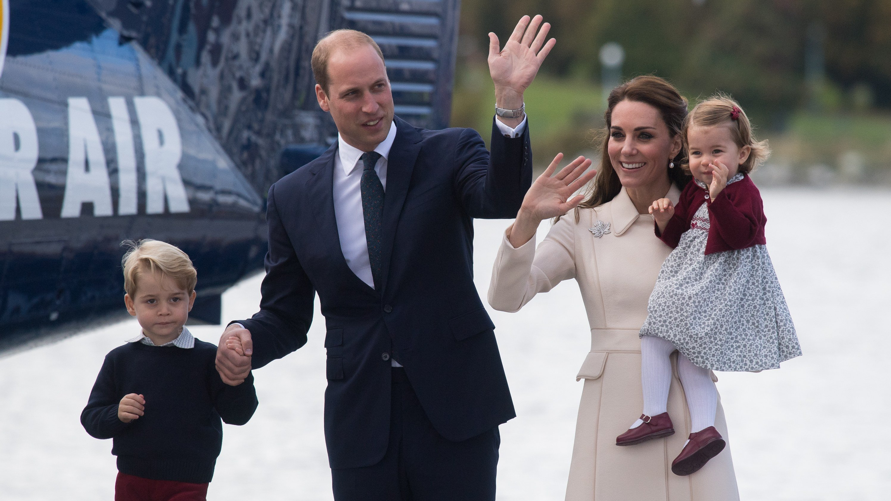 Kate Middleton Re-Wore an Old Dress at the Royal Wedding