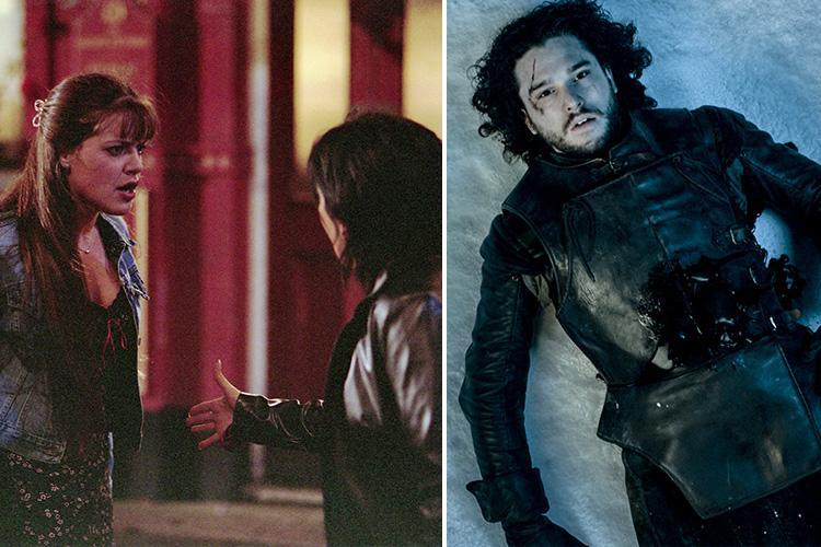 Classic EastEnders and Game of Thrones scenes top TV fans' biggest 'spoiler risk' moments