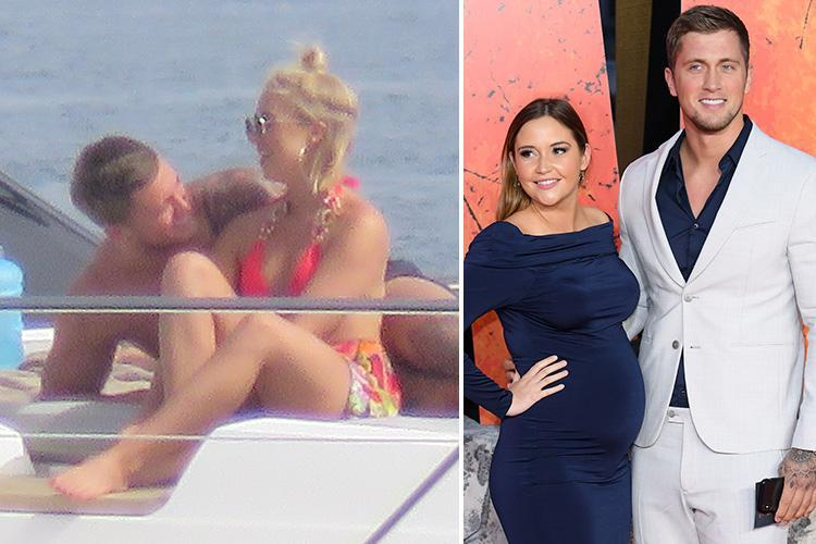Gabby Allen was 'a shoulder to cry on' for Dan Osborne amid rows with Jacqueline Jossa