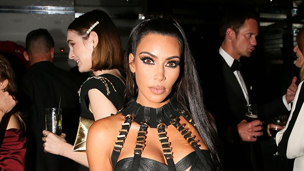 Kim Kardashian Slams Beehive Haters Who Say She Copied Beyonce At Met Gala After Party