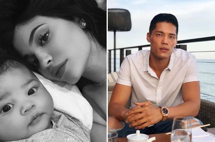 Kylie Jenner's hunky bodyguard Tim Chung refuses to deny he's baby Stormi's dad