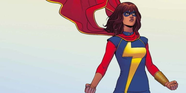 Marvel might be adding a female Muslim superhero to the MCU with Ms. Marvel