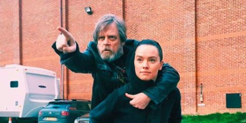 Mark Hamill posts cryptic hint about his Star Wars future