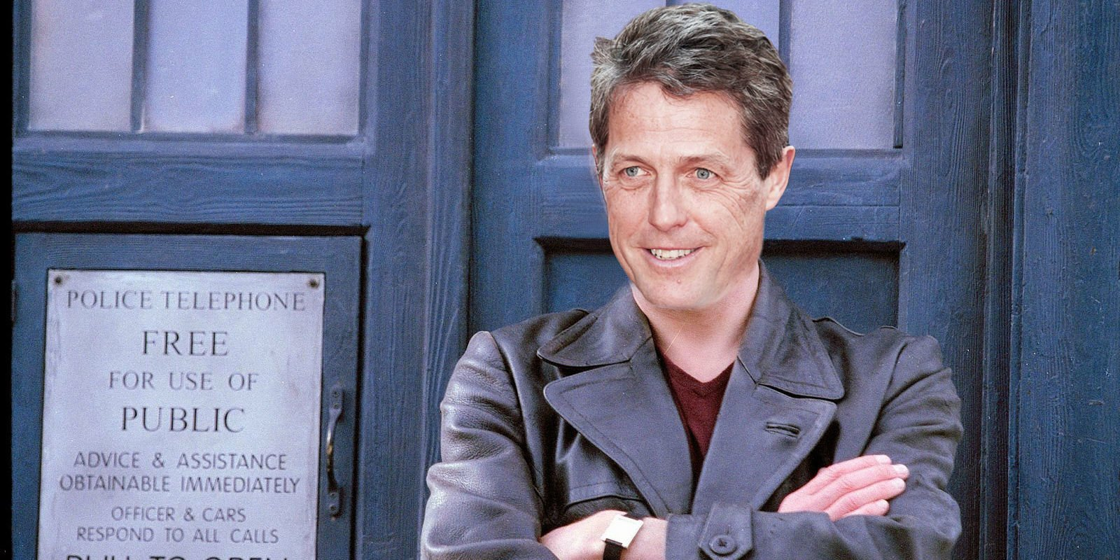 Hugh Grant's agent blocked Doctor Who offer from Russell T Davies back in 2004