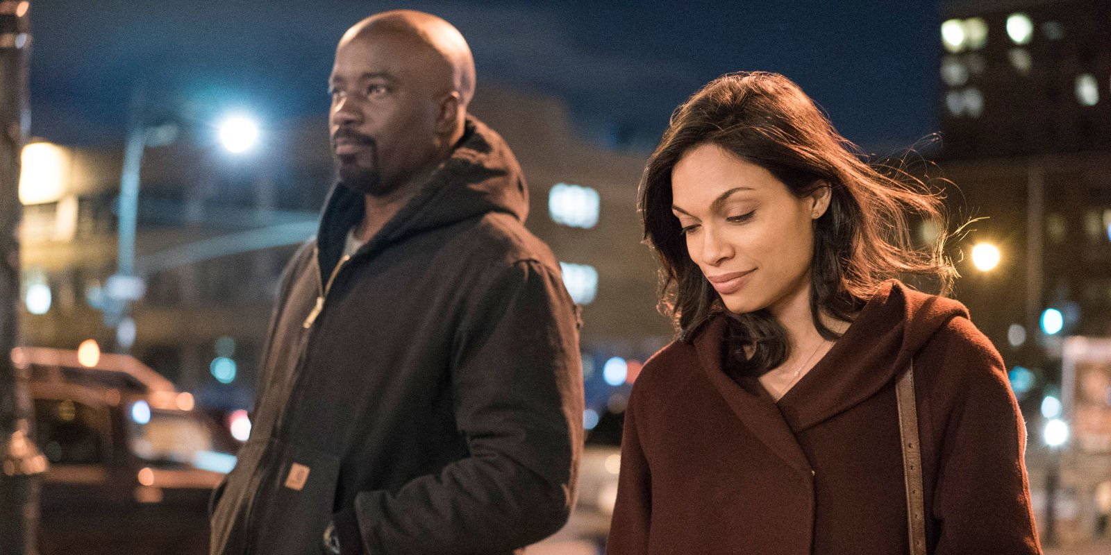 Rosario Dawson might be finished with Marvel after Luke Cage season 2