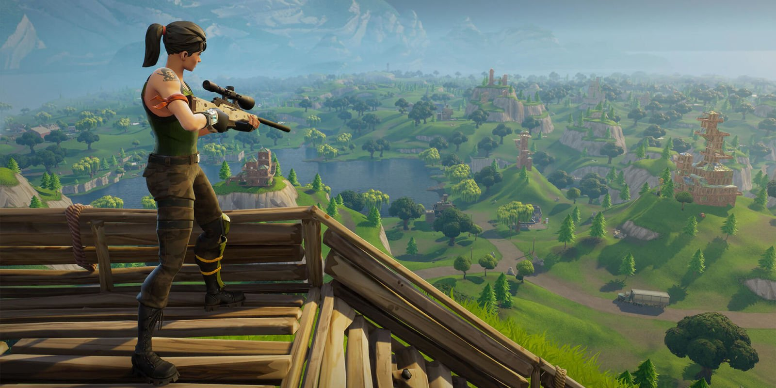 Fortnite reveals first vehicle – and it's not what fans expected