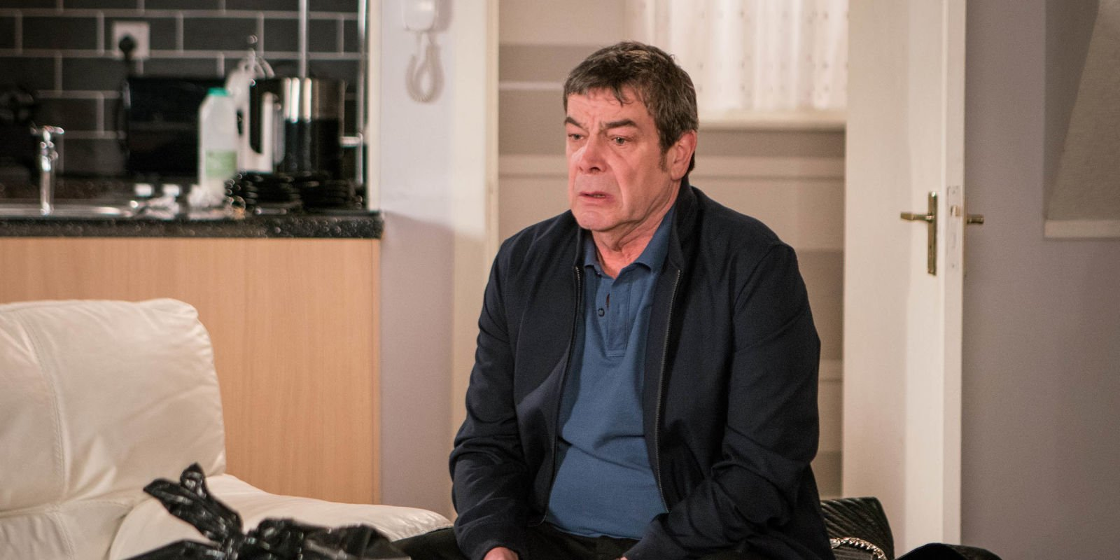 Coronation Street star Richard Hawley reveals a personal connection to Aidan's suicide storyline