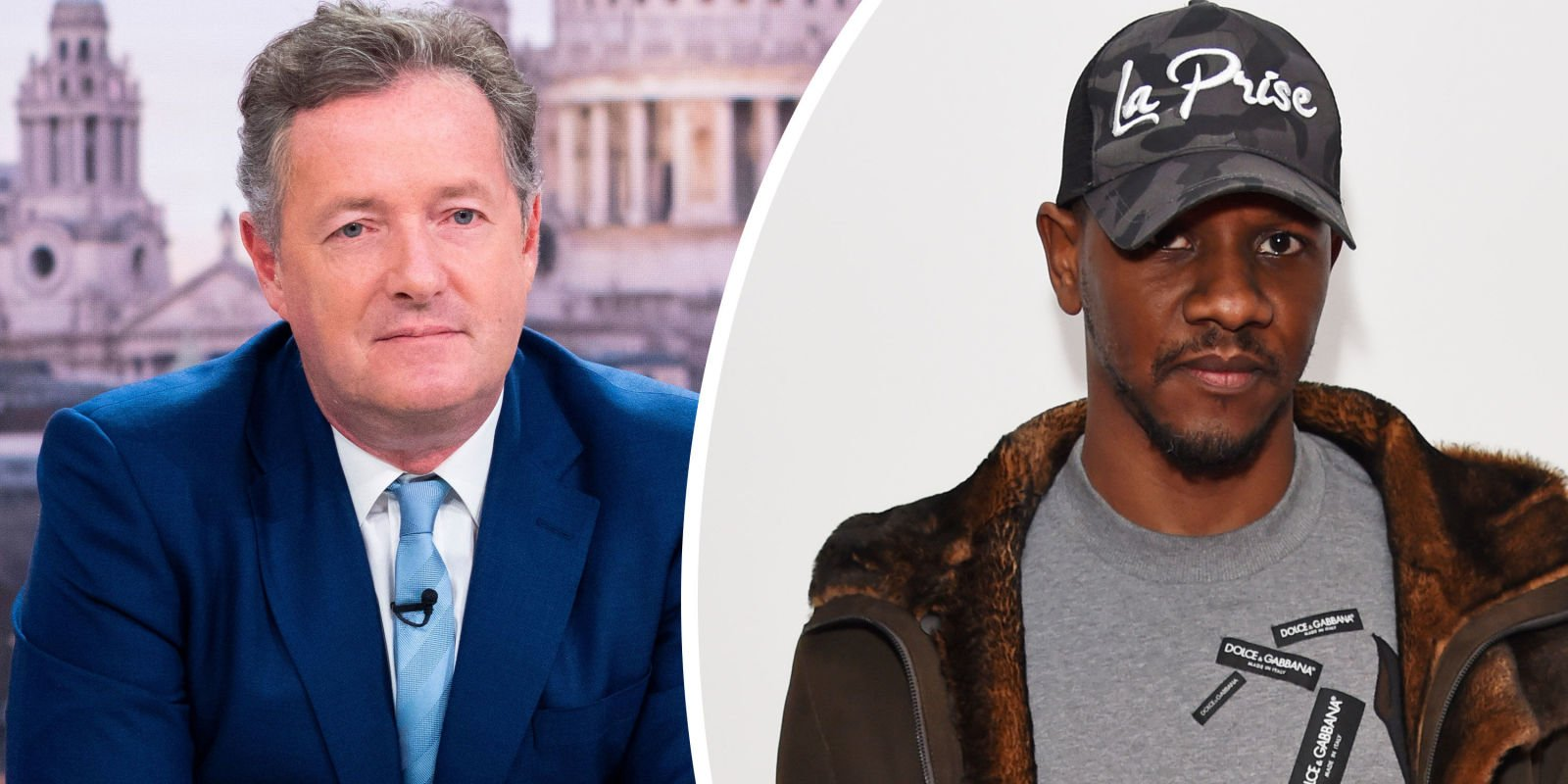 Piers Morgan slammed by Giggs over Good Morning Britain knife crime debate