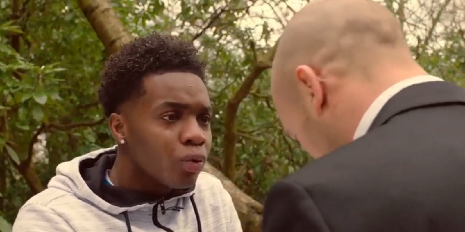 Hollyoaks star Duayne Boachie reveals what's next for Zack after shocking death drama