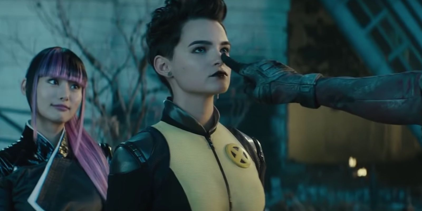 Asian hair streak trope in movies called out on Twitter following Deadpool 2 release