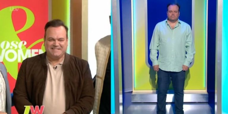 Shaun Williamson gets Queer Eye makeover to stop looking like Barry from EastEnders