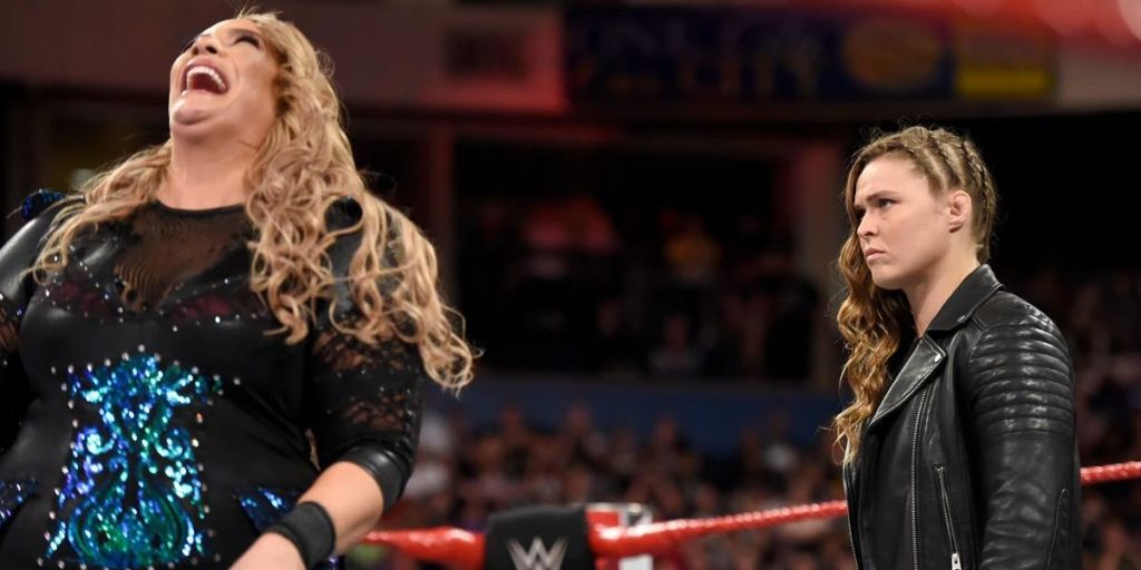 WWE Raw results: 6 things we learned as Nia Jax laughs off Ronda Rousey's challenge