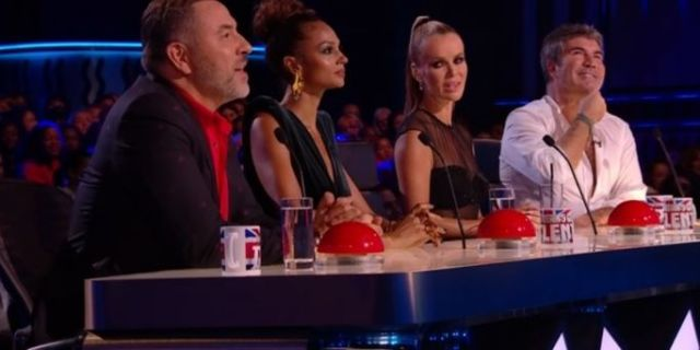 Declan Donnelly apologises as second Britain's Got Talent semi-final is interrupted by stage invader