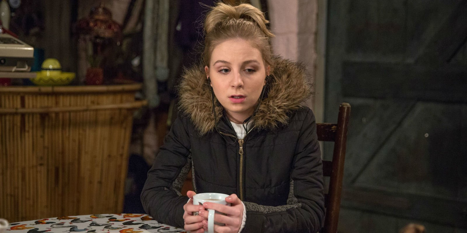 Emmerdale star Eden Taylor-Draper reveals pregnancy drama for Belle Dingle