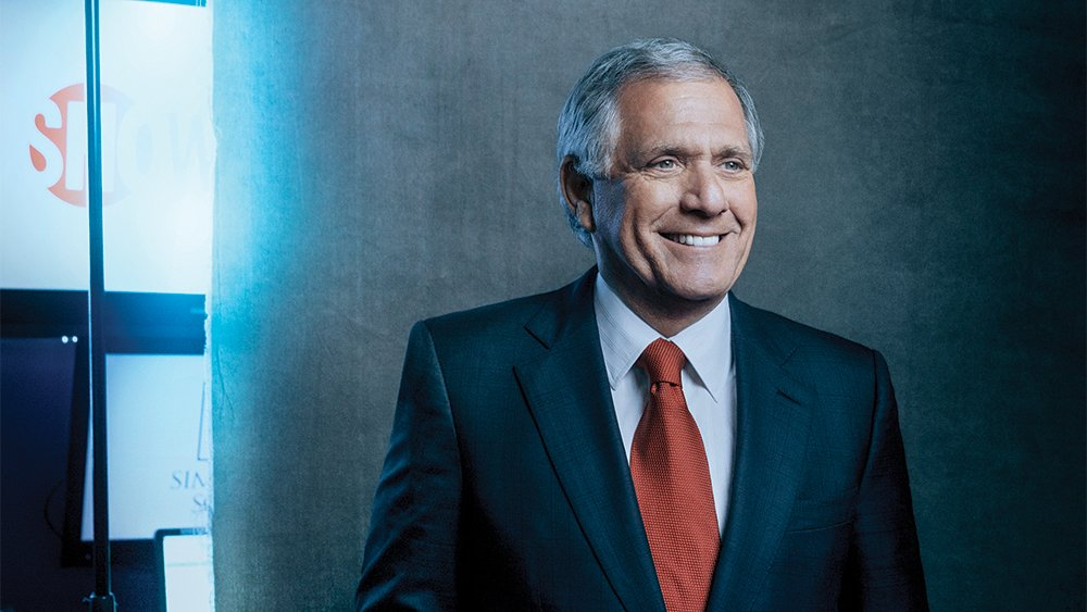 Leslie Moonves Stands His Ground — for CBS and His Legacy