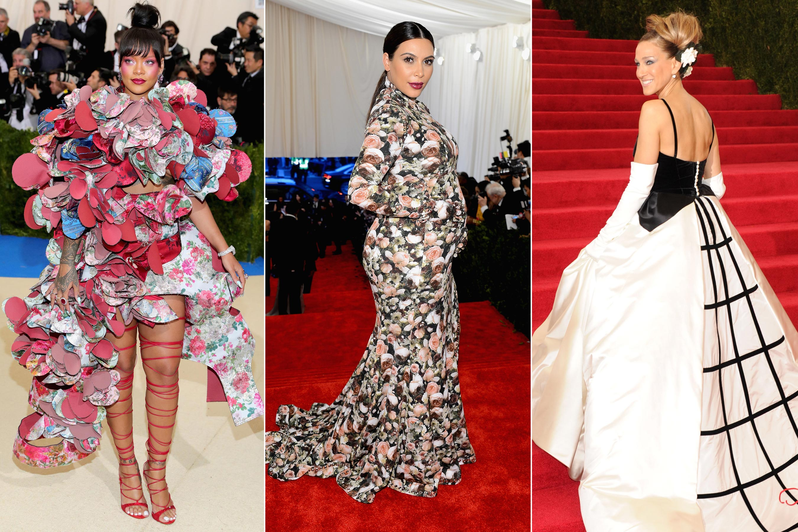 Met Gala fashion: Best and worst theme looks