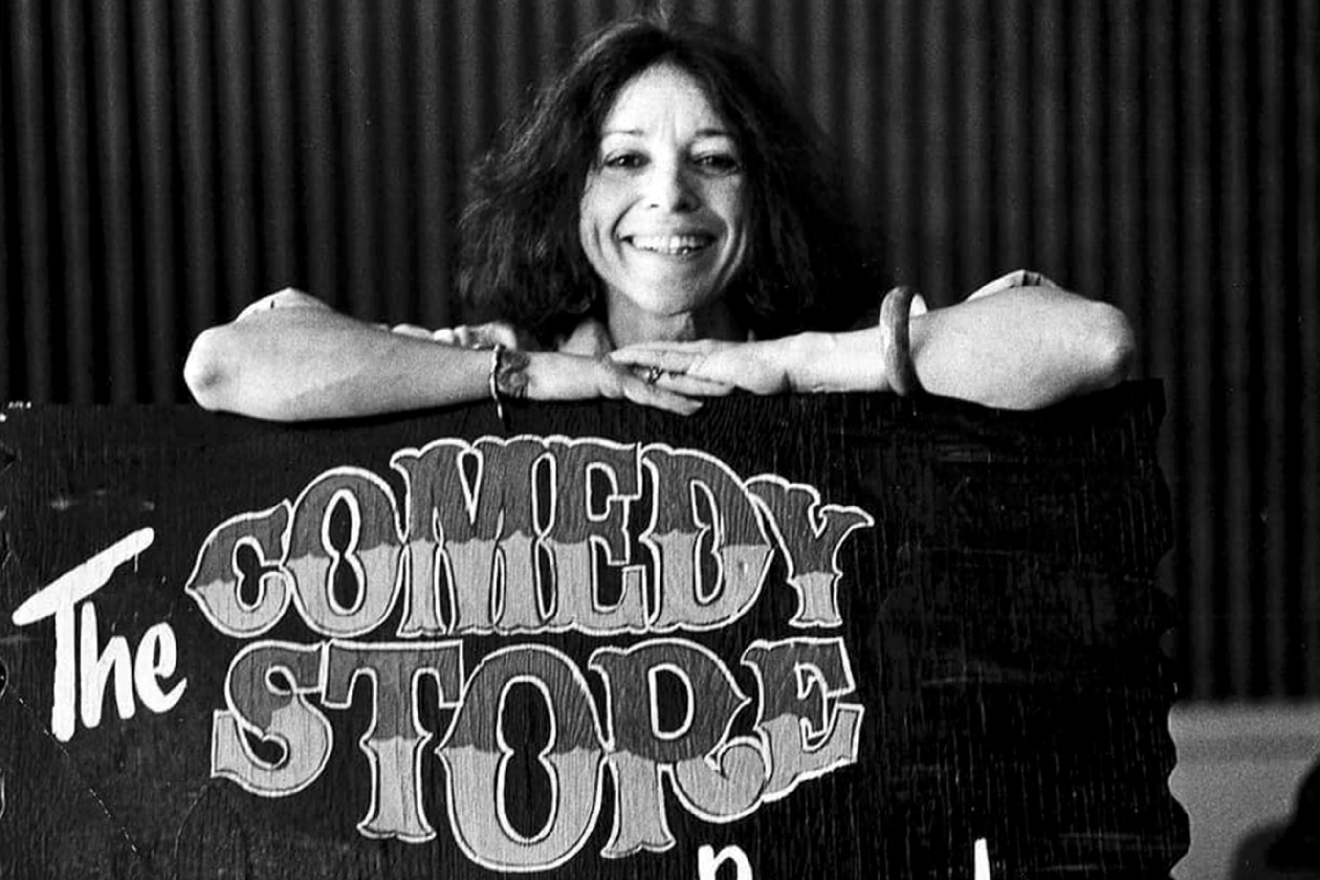 Comedians mourn death of Mitzi Shore, influential Comedy Store owner