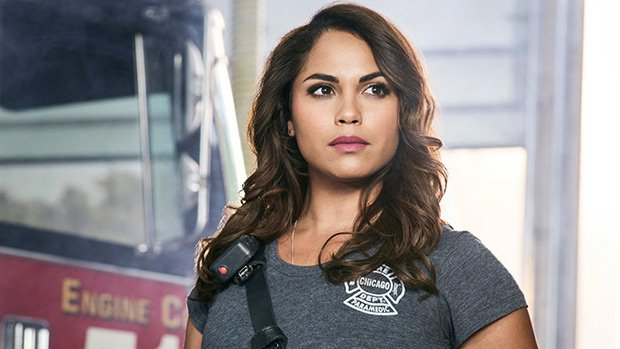 Monica Raymund Exits 'Chicago Fire' After Show Renewed for Another Season: See Shocking Message
