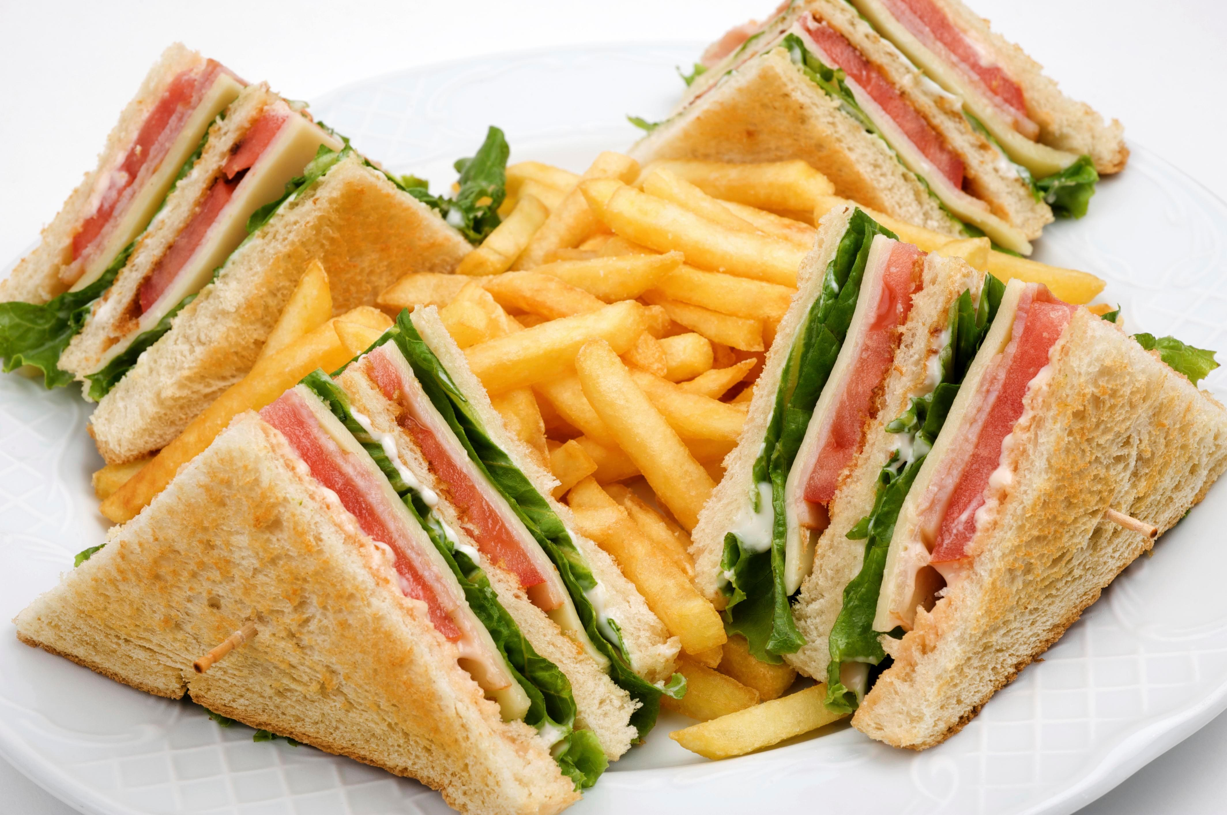 Club sandwich name actually stands for something – and we can't get over it