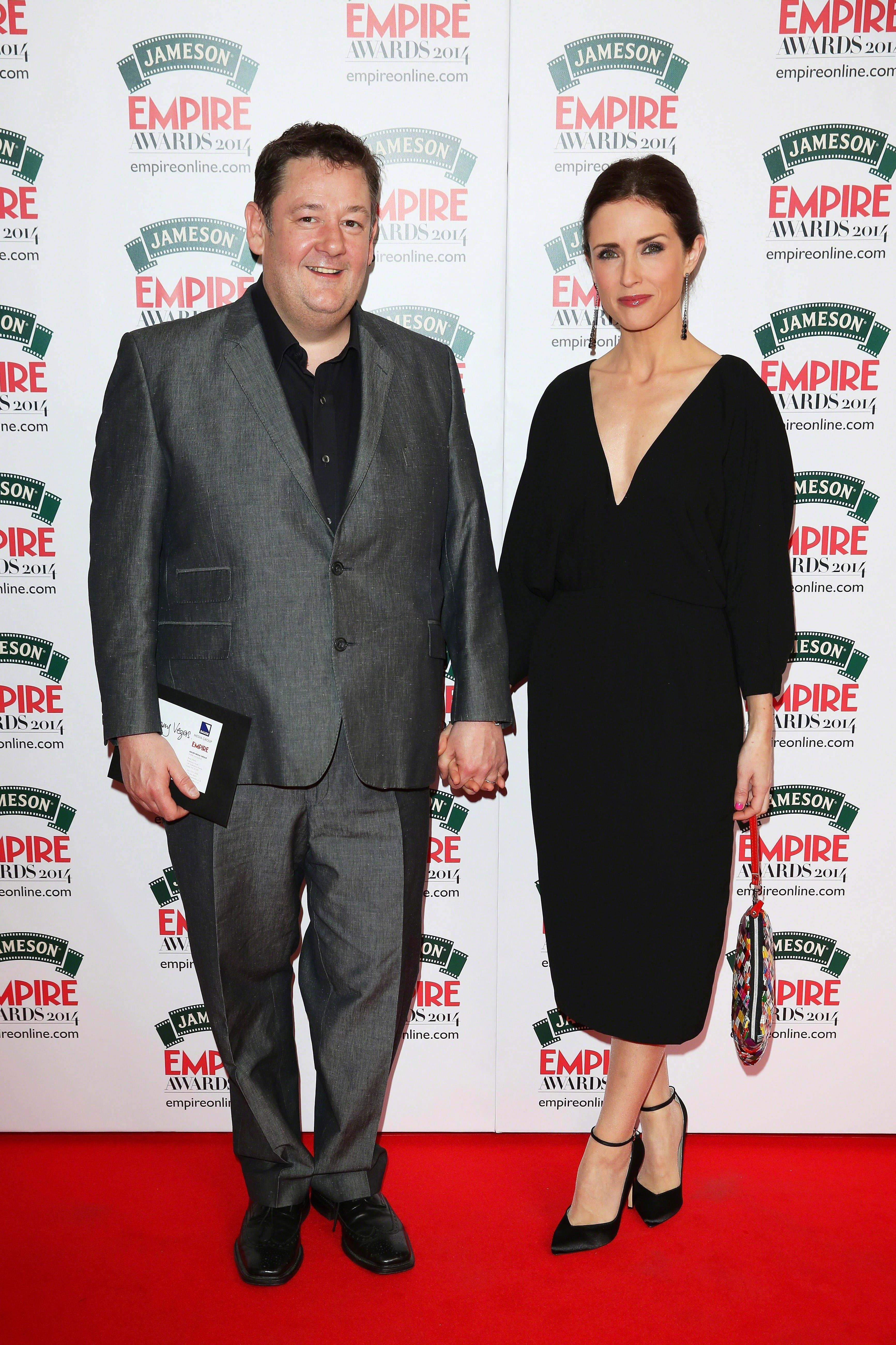Johnny Vegas splits from wife Maia Dunphy after seven years of marriage