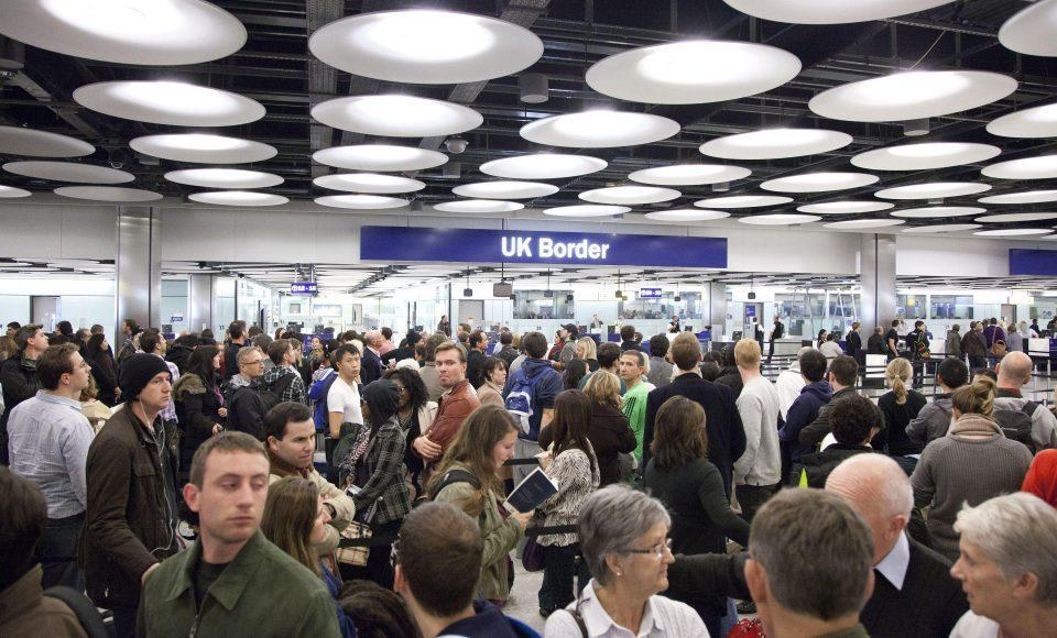 Surge in foreign crooks who have dodged deportation from the UK for five years