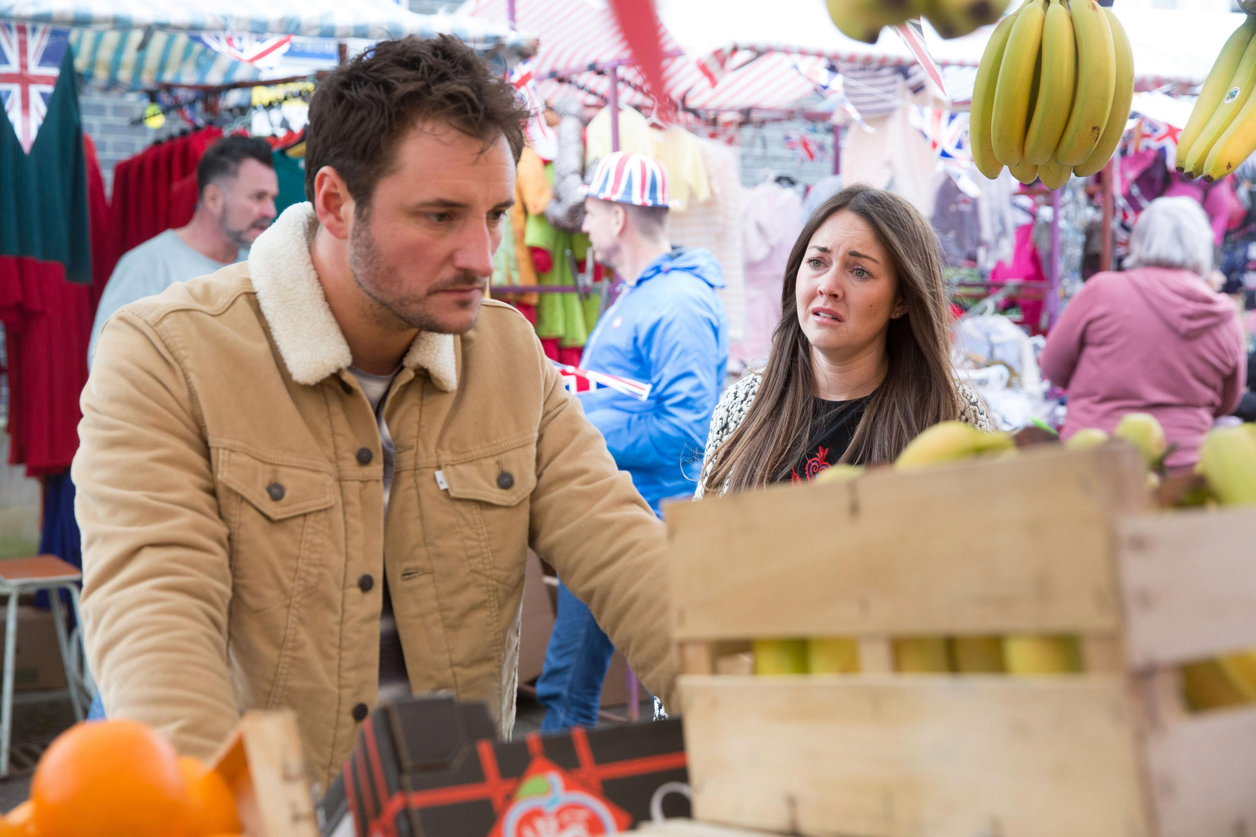 EastEnders spoilers: Martin Fowler caught between exes Sonia and Stacey as he struggles to make a decision about his future