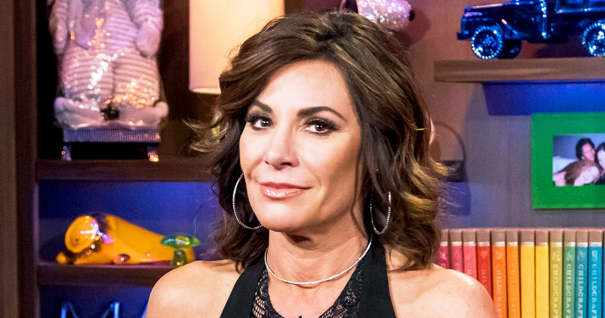 Luann de Lesseps Claims She May Have Been Drugged Before Arrest