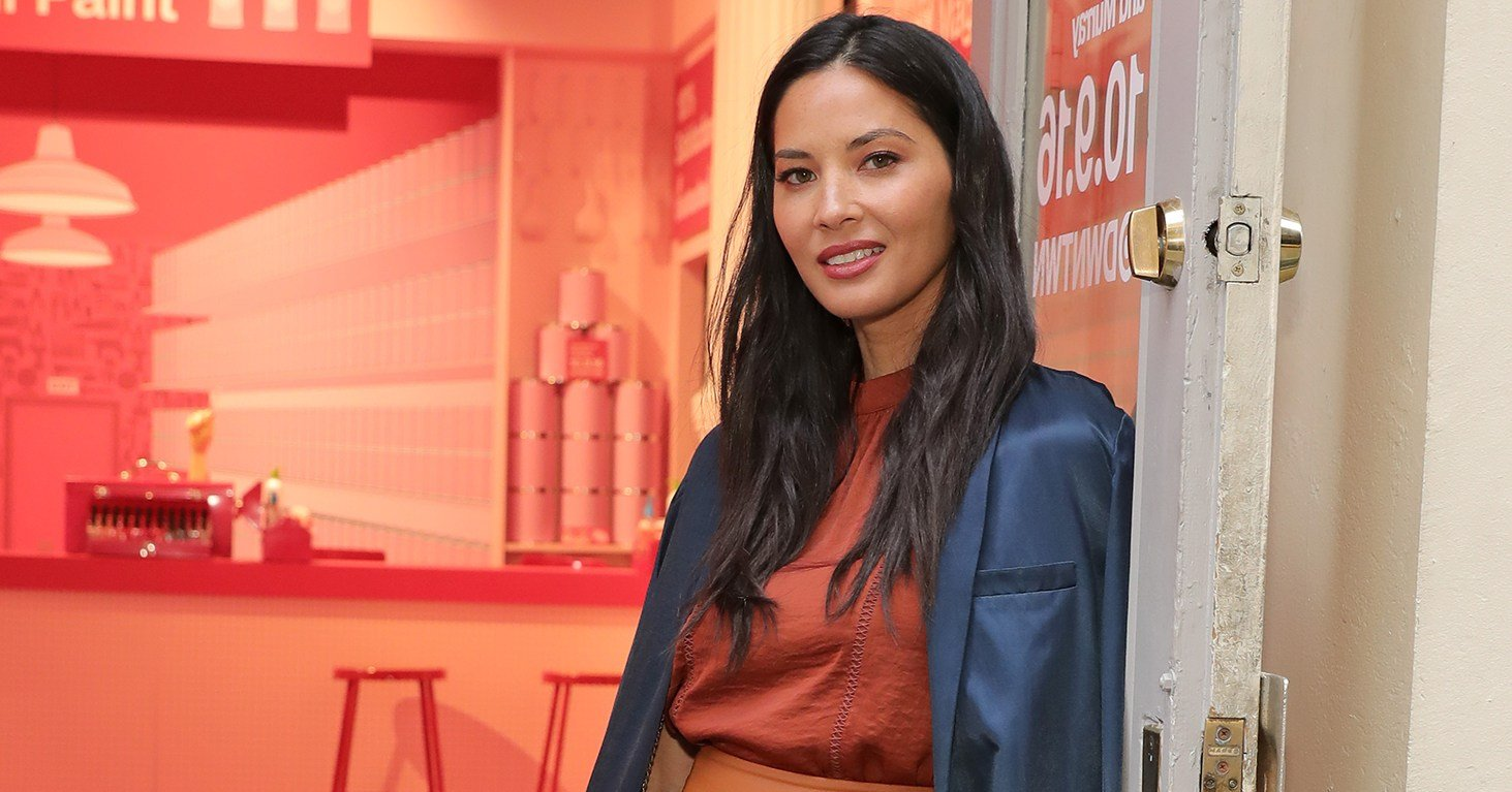 Olivia Munn Surprises Her Mom by Remodeling Their House