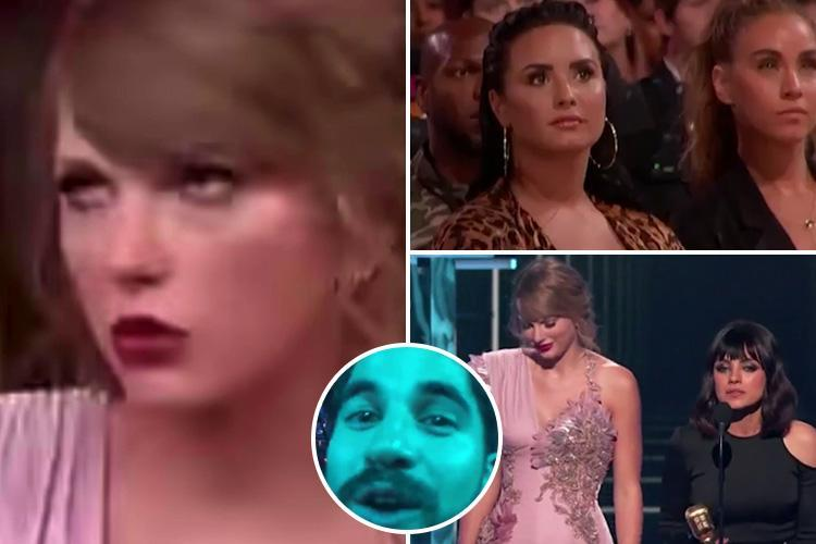 Demi Lovato, Darren Criss and Taylor Swift had an awkward night at the Billboard Awards as celebs openly threw shade at each other