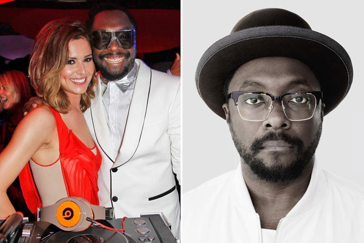 Will.i.am reveals he'd love to work with 'amazing' Cheryl again five years after she ditched him as her manager