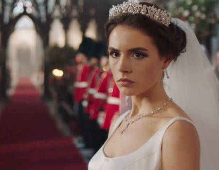 Runaway Bride?! Is Willow Going to Leave King Robert at the Altar on the Season 4 Finale of The Royals? on The Royals