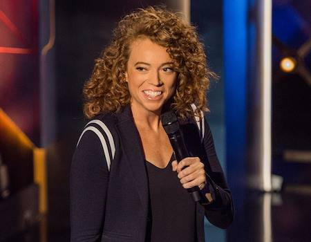 Michelle Wolf Skewers Strong Female Lead Tropes
