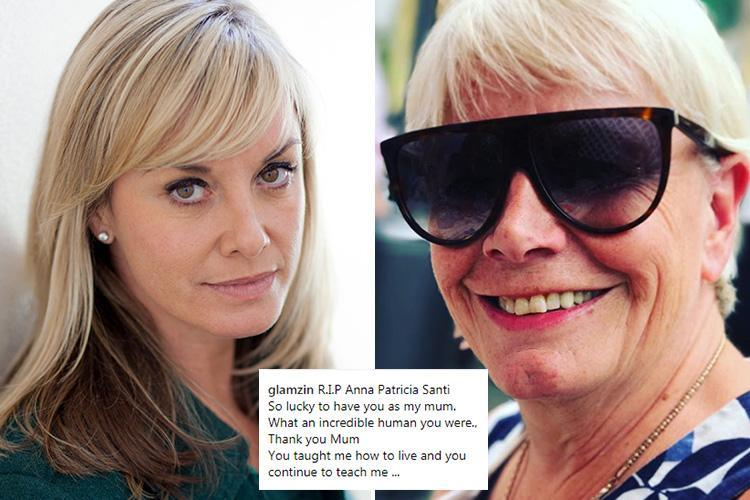 EastEnders' Tamzin Outhwaite reveals her mum has died with emotional tribute