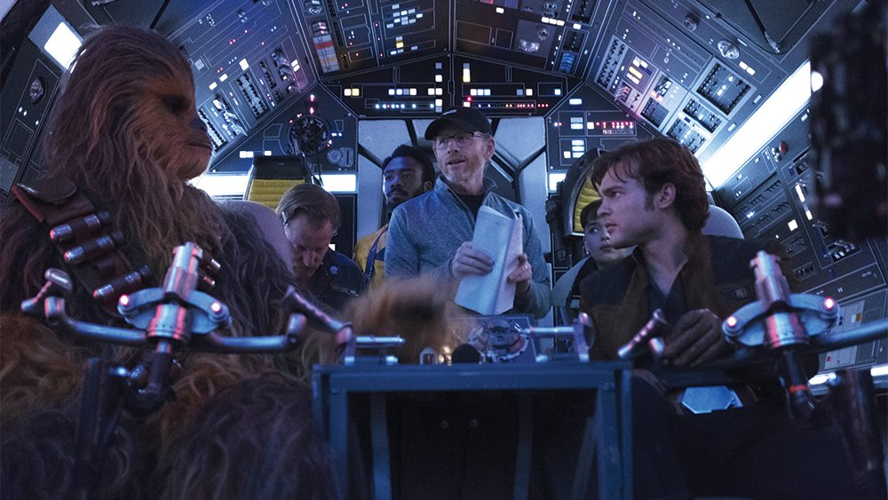 Inside 'Solo': A 'Star Wars' Story's Bumpy Ride to the Big Screen