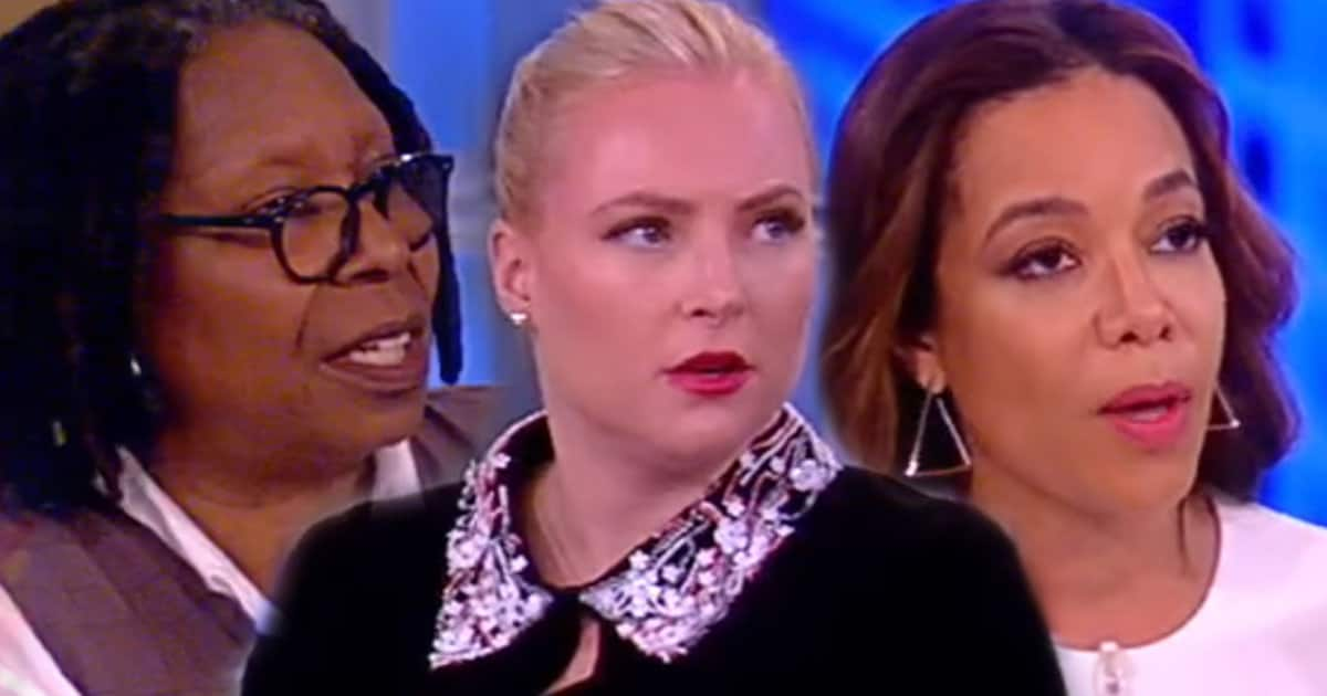 Meghan McCain Calls Michelle Wolf's WHCD Jokes 'Distasteful' and Her 'View' Co-Hosts Aren't Having It