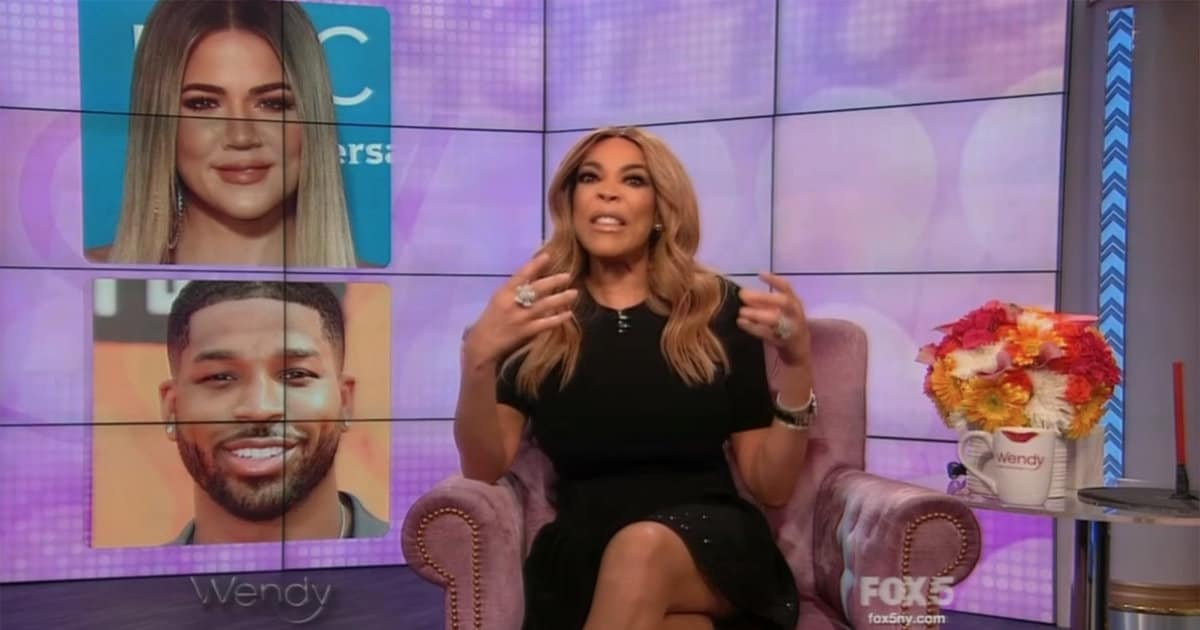 Wendy Williams Calls Khloe Kardashian 'Pathetic' for Trying to 'Save Face' With Tristan Thompson