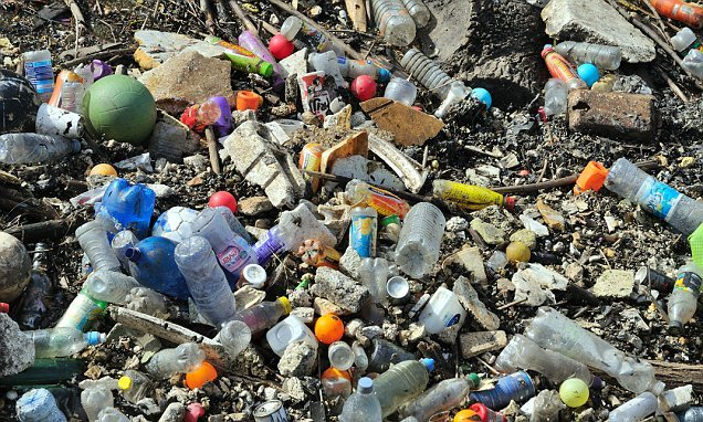MPs launch £20m fund to 'make people aware of the danger of plastic'