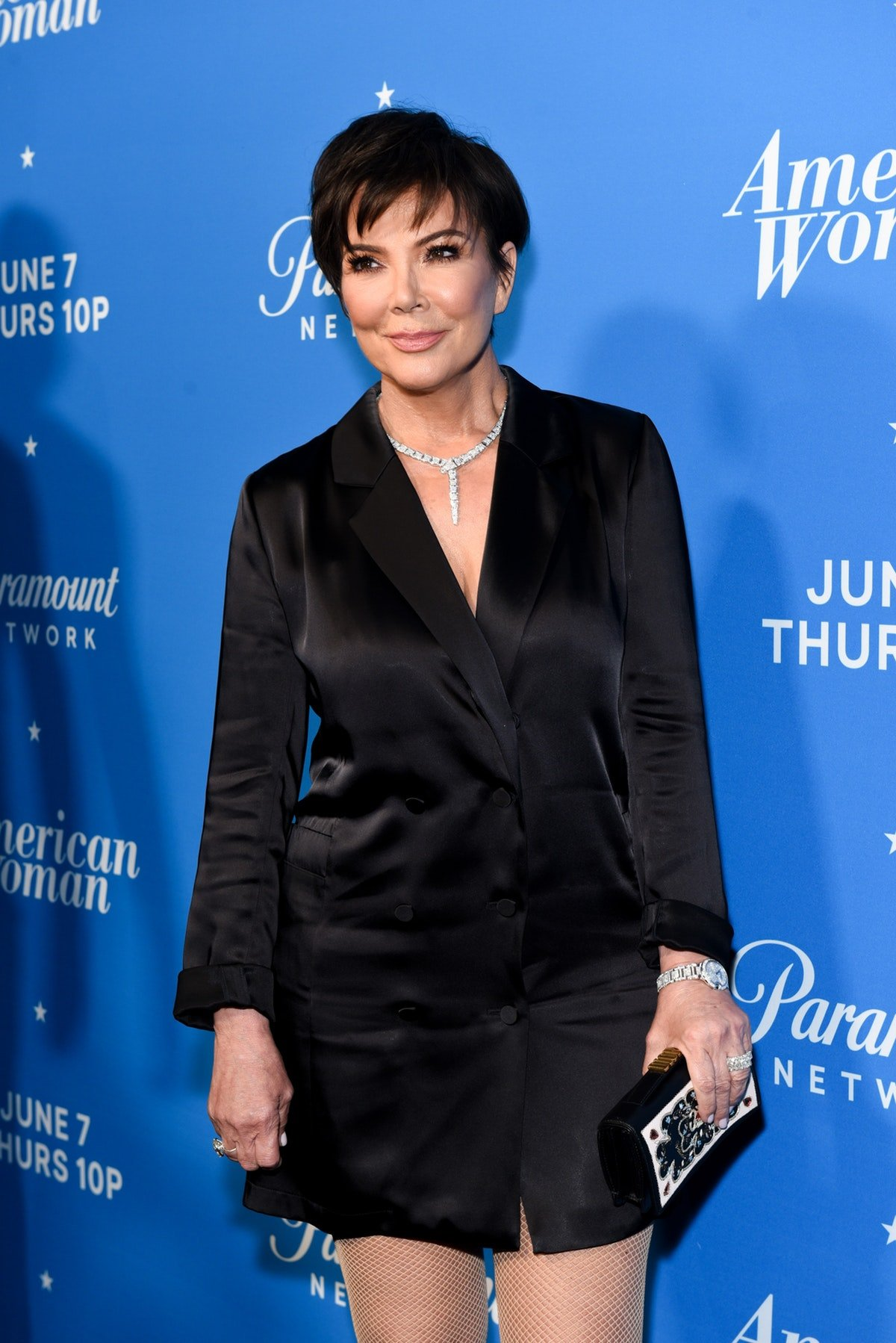 Kris Jenner's Closet Is Big Enough To House A Small Family — No, Seriously