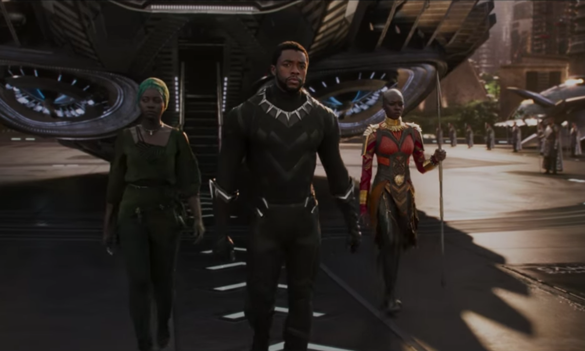 Here's How You Can Re-Watch 'Black Panther' Right This Minute