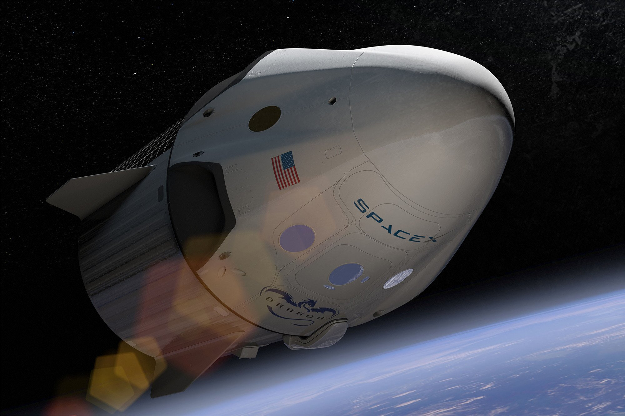 SpaceX delays plans for first space tourism launch