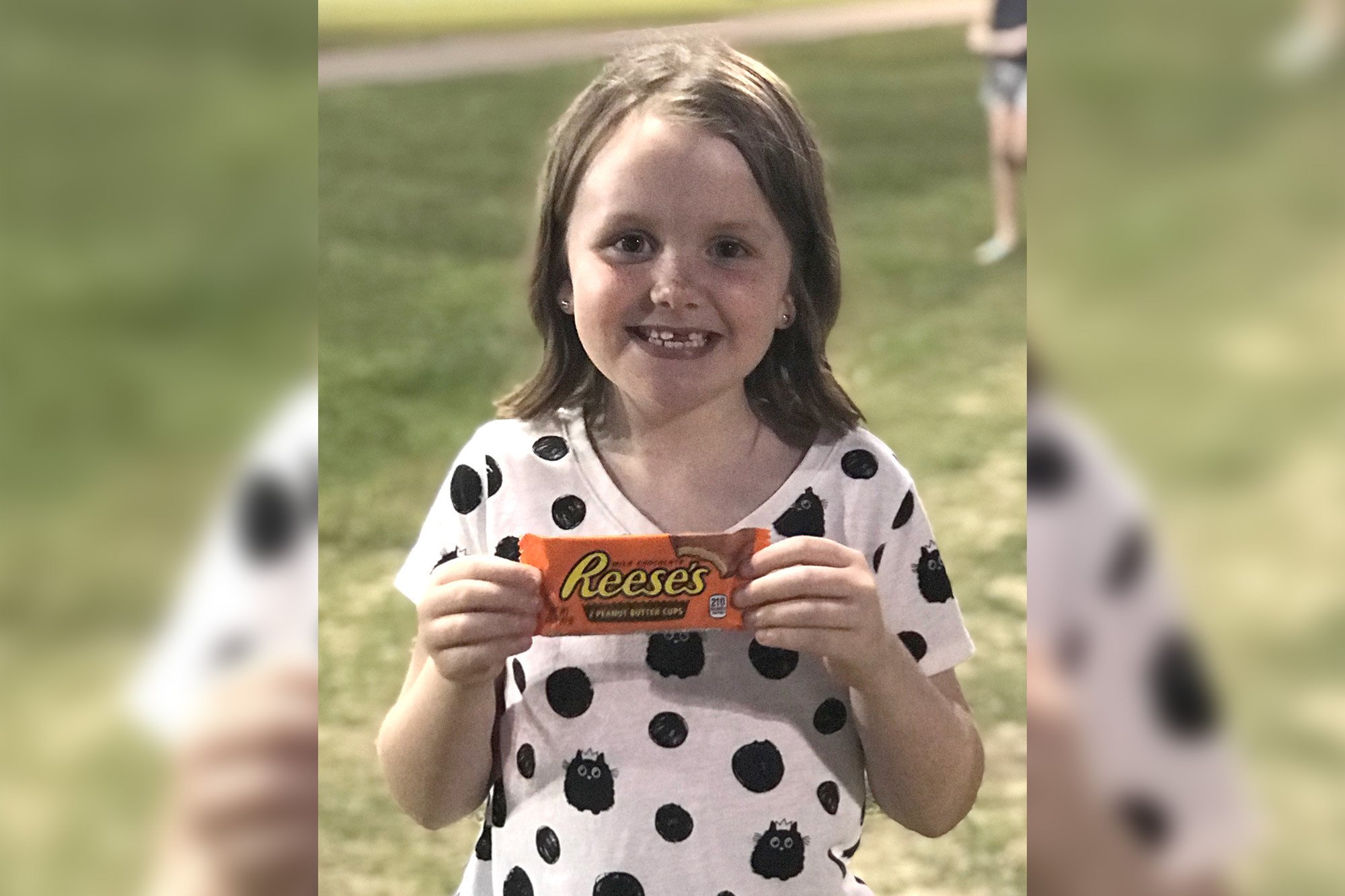 Mom names daughter after mispronunciation of candy bar