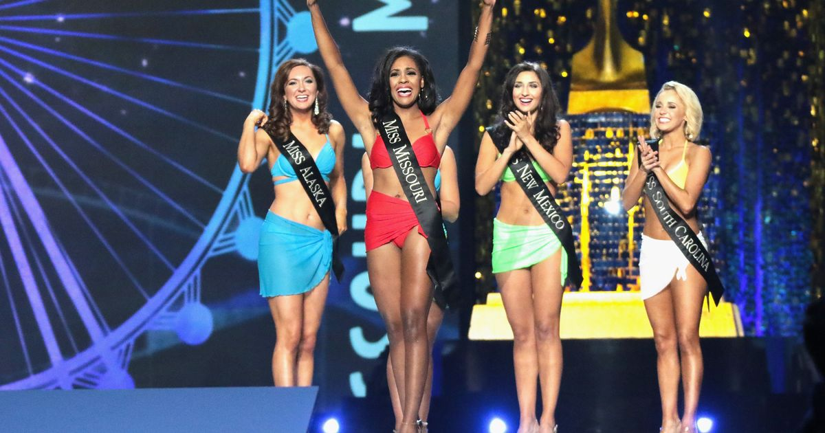 Miss America scraps swimsuit round as it doesn't want to judge women on beauty