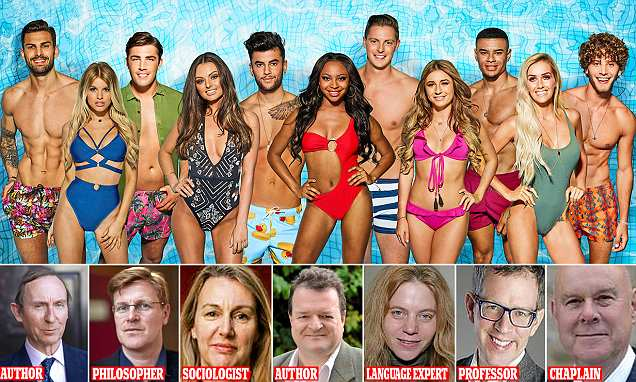 Britain's top academics explain Love Island's gruesome fascination