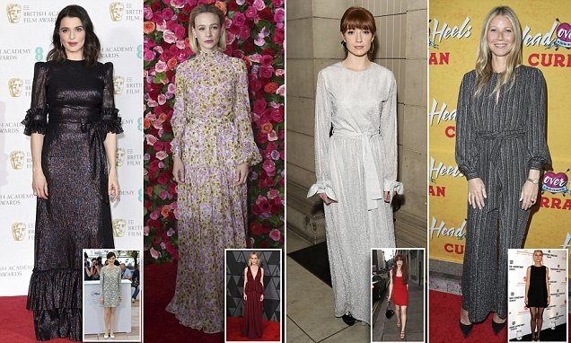 Is this the END of flesh-flashing red carpet appearances?