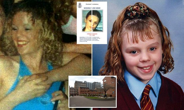 Cold case into missing girl who vanished without a trace 20 years ago