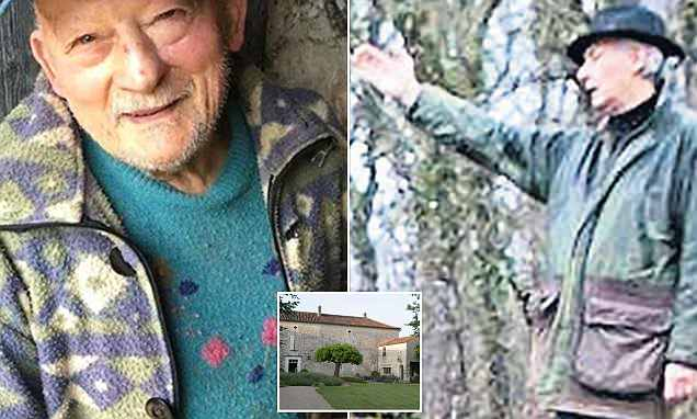 Pictured: Farmer, 84, who shot dead millionaire British expat