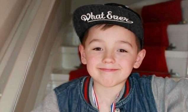 Compensation for family of boy killed when gravestone toppled onto him