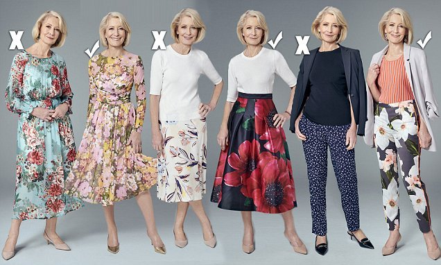 Dos and don'ts of looking fabulous in florals